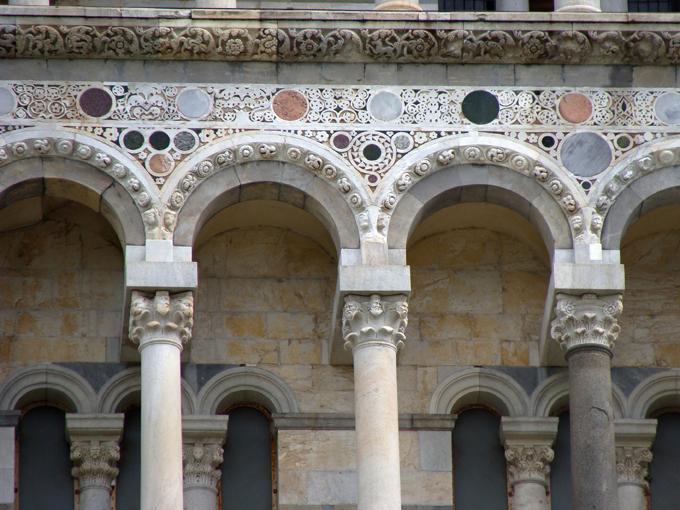 Brian Mercer Residency, Pietrasanta - Stonework in Pisa